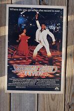 Saturday Night Fever lobby card poster John Travolta