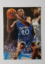 Fleer NBA '96-97 Basketball Trading Card #262 Brian Shaw Orlando Magic 1996