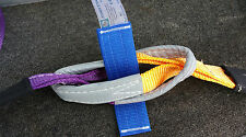 RECOVERY JOINER STRAP (made in SA) for Snatch, Winch, & Other 4WD / 4x4 Straps