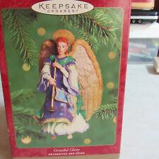 Hallmark Keepsake Ornament 2000 Large Angel Graceful Glory Collectible