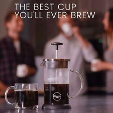 Osaka French Press Coffee Tea Maker Vacuum Insulated Stainless Steel Mesh Filter