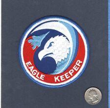 F-15 EAGLE KEEPER USAF TFS FS McDonnell Maintenance Squadron Jacket Patch