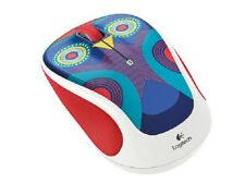New & Sealed Logitech M325c ‑ Wireless Optical Mouse ‑ Ophelia Owl 910-004440