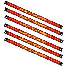 6x Magnetleiste 60cm Magnet Werkzeughalter Werkzeugleiste Halterung SN3522-6