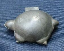 HTF Vintage Ice Cream Mold Pewter 176 Pat Apl'd For