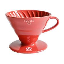 Hario Dripper V60 02 – Kaffeefilter rot, VDC-02R