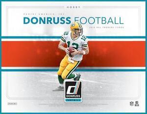 2016 Donruss Football - Pick A Player - Cards 1-150