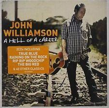 Hell of a Career 2 Disc Set John Williamson 2013 CD
