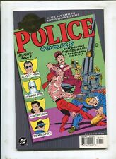MILLENNIUM EDITION: POLICE COMICS #1 - THE FIREBRAND! - (8.5) 2000