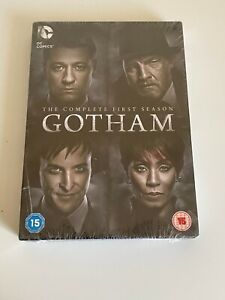 Gotham: The Complete First Season DVD - Brand New Sealed - Free P&P