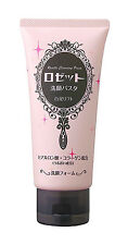 Rosette Cleansing Paste White Clay Lift 120g with Hyaluronic Acid Collagen Japan
