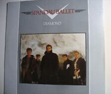 """Spandau Ballet """"Diamond"""" 1 lp Chrysalis 1982 1st press ITA"""