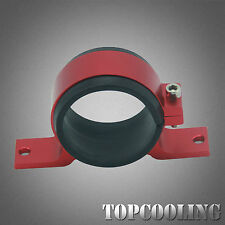 60MM Fuel Pump Bracket Mounting Clamp Anodised Single Billet For Bosch 044 Pump