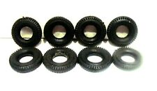 8 Tires for restauration cars - 1-32/43 scale