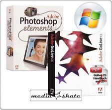 Adobe Golive CS + Photoshop Elements 3.0, Go Live, Win