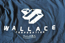 Blade Runner Wallace Corporation Glow in the Dark Woman's T-Shirt