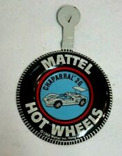 Vintage Hotwheels 1960s Chaparral 2G Metal Pin* Awesome