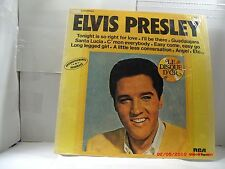 "ELVIS PRESLEY -(LP)- IMPORT FROM FRANCE  ""A LITTLE LESS CONVERSATION"" -RCA 1978?"