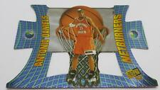 1997 NETBURNERS PRESS PASS ANTONIO DANIELS #NB9 BOWLING GREEN BASKETBALL CARD