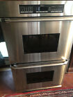 """Dacor DTO230S 30"""" Double Wall Oven- Stainless Steel with warming drawer photo"""
