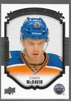 UD Upper Deck PORTRAITS Complete Set 15-16 17-1818-19 2019-20 YOU PICK - Mcdavid
