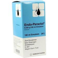 ENDO PARACTOL Emulsion 180 ml PZN 1596130