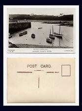 UK WALES ANGLESEY CEMAES BAY AND GADLYS HOTEL LILYWHITE REAL PHOTO CIRCA 1915