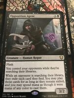 Opposition Agent - Commander Legends - MTG - Magic: The Gathering - M/NM English