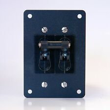 Carling CA2 Circuit Breaker Panel Mounted . 60 Amp with 5 Amp Aux.