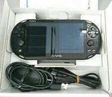 From Japan Sony PlayStation PS VITA PCH-2000 ZA11 Black