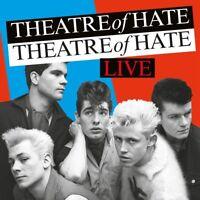 THEATRE OF HATE - LIVE  2 CD NEU