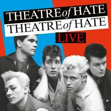live - Theatre Of Hate 2x CD