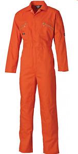 Adulte Orange Prisonnier Prisonnière Fantaisie Costume Hommes Prison Combinaison