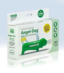 Angel-Vac / Angel-Dog Standard Nasensauger NEU: mit extra weichem Kopf