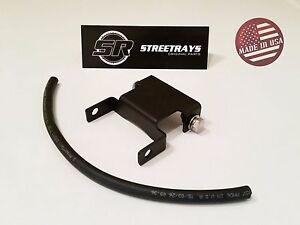 "StreetRays 96-18 Harley Davidson Dyna 2"" Black Tank Riser Bracket Extension Kit"