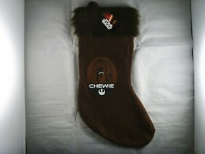 Star Wars - Chewbacca Christmas Stocking (new)