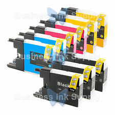 9 PACK LC71 LC75 Compatible Ink Cartirdge for BROTHER Printer MFC-J435W LC75