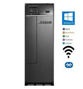 LENOVO  SLIM H30-05 AMD A8-7410 8GB/2TB/HDMI WIFI/WIN10 /HOME/OFFICE PC