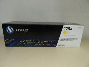 Original Neuware HP CE322A / HP 128A  / Toner Yellow in OVP