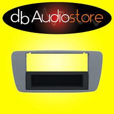 MA/397G Mascherina Autoradio Seat Ibiza 1 2 DIN Adattatore Cornice Vano Radio
