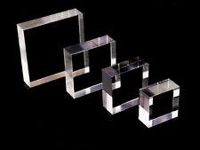 Set 10+1 Gratis Acrylsockel Klassik  in verschiedenen Größen