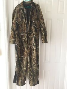 Red Head Hunting Overall Thermo-lite insulated
