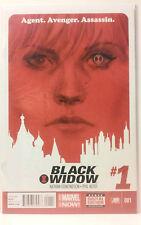 Black Widow #1-20 comic set NM Marvel NOW Avengers