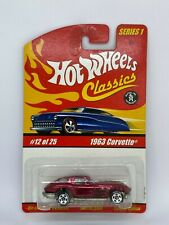 Hot Wheels Classics Series 1 #12 of 25 1963 Corvette