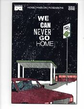 We Can Never Go Home #1 Baltimore Comic Con Variant Signed By Rosenberg +7 More!