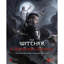 The Witcher RPG a Witcher's Journal - R Talsorian