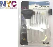 NYC sul posto accessori professionale 6 pennelli/applicatori Kit * NUOVO *