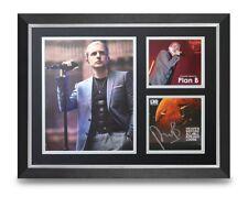 Plan B Signed 16x12 Framed Photo Display Music Ben Drew Autograph Memorabilia