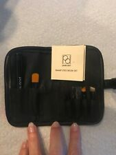 Paula Dorf Become Your Own Makeup Artist Smart Eye Kit Authentic 5 Brushes New