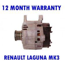 RENAULT LAGUNA MK3 MK III 2.0 16V 2007 2008 2009 2010 - 2015 RMFD ALTERNATOR